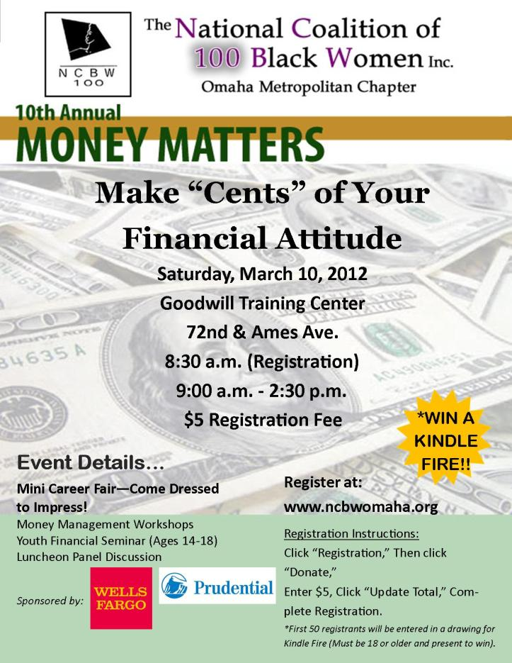Money Matters 2012_with sponsors
