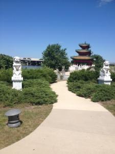 Chinese Sculpture Garden