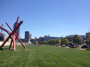 PappaJohn Sculpture Park - Downtown DSM