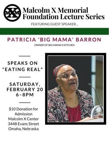 big mama lecture